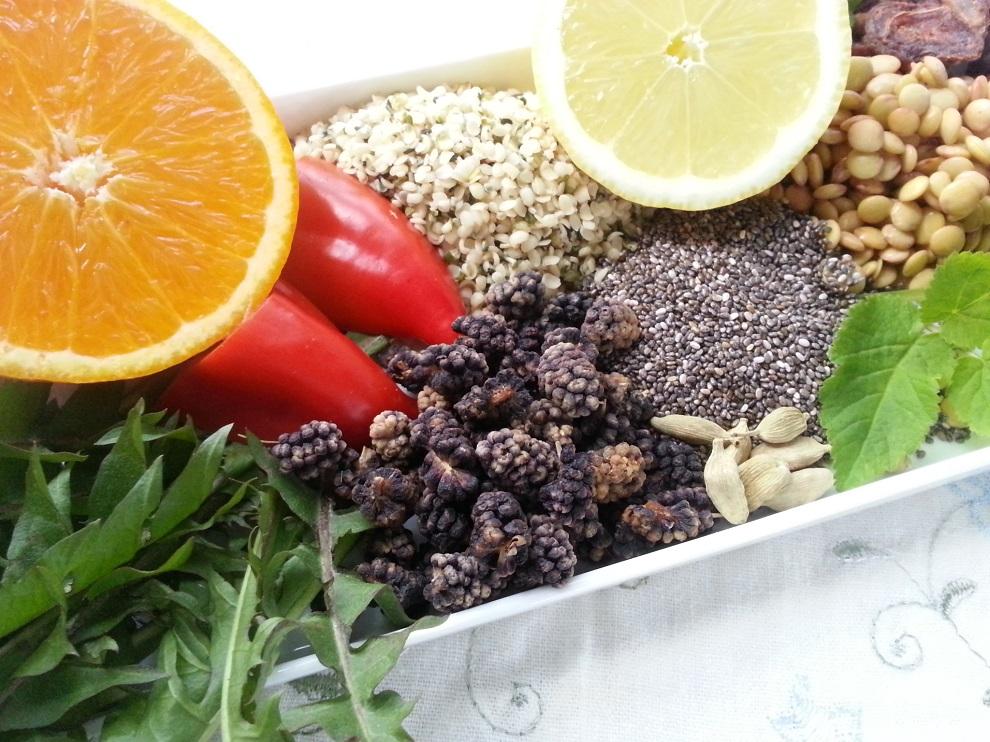 Eisenmangel natürlich beheben - mit veganer Rohkost - Teil 1 › grün ...