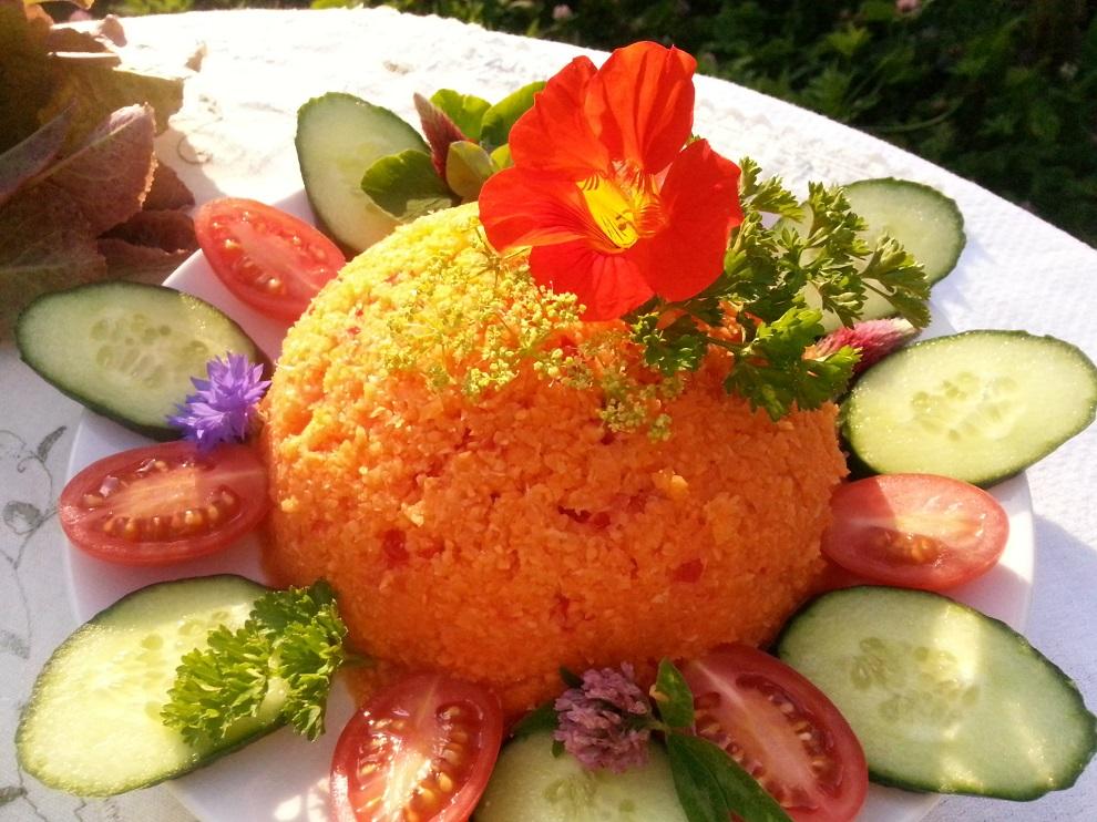 Schneller Karottenreis