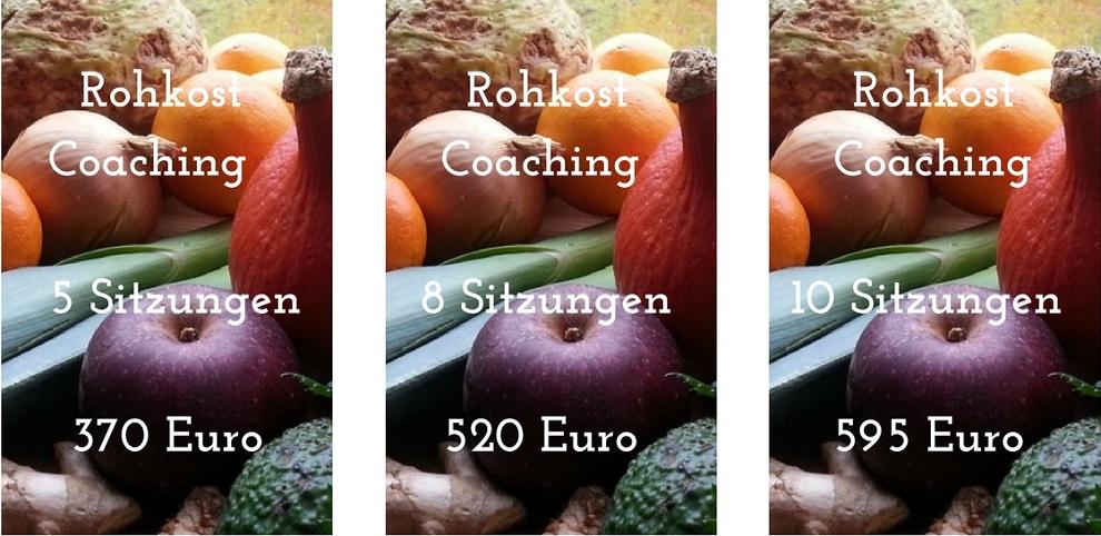 Rohkost-Coaching